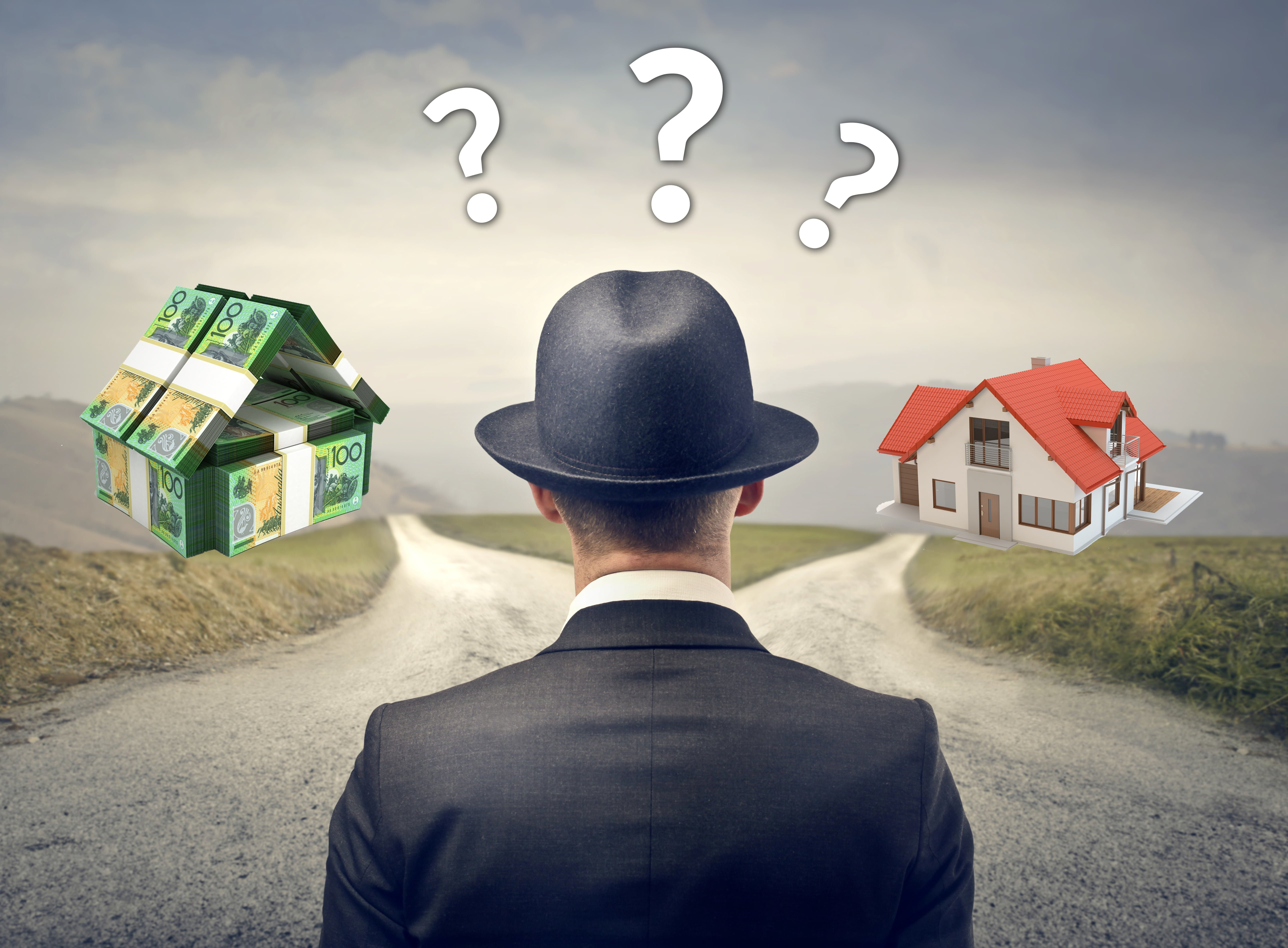 Investment Property or Home First?