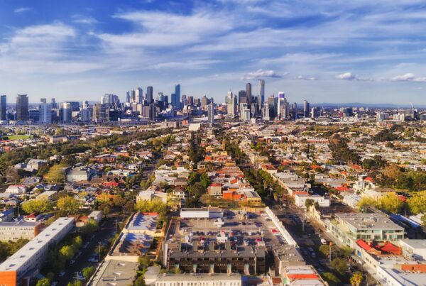 Melbourne From Suburbs Feature Image